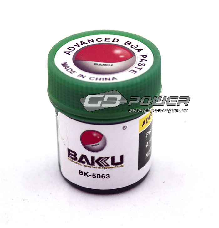 Advanced BGA pasta BAKU BK-5063  50g