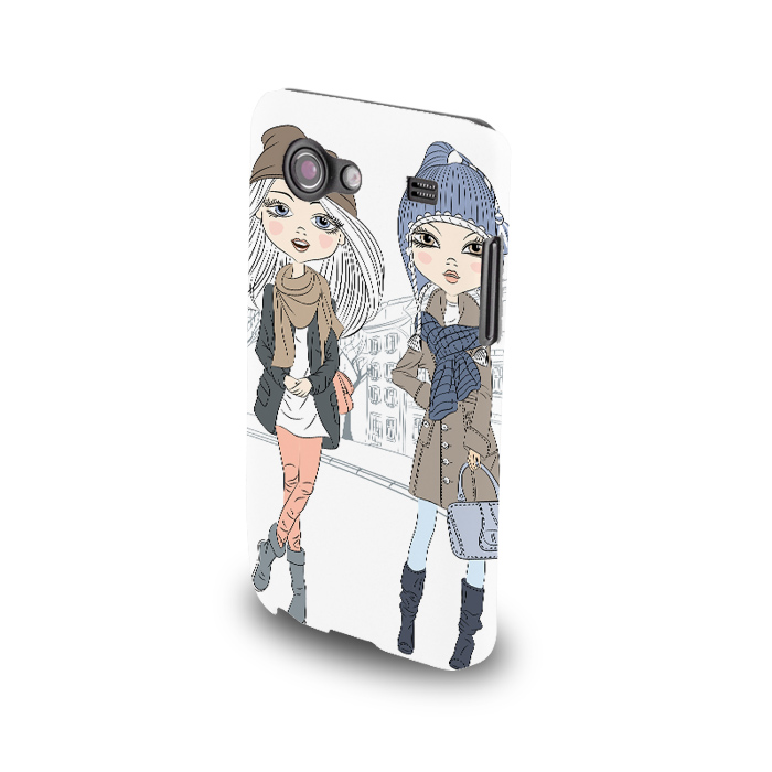 Pouzdro Fashion Girls Apple iPhone 5 / 5S