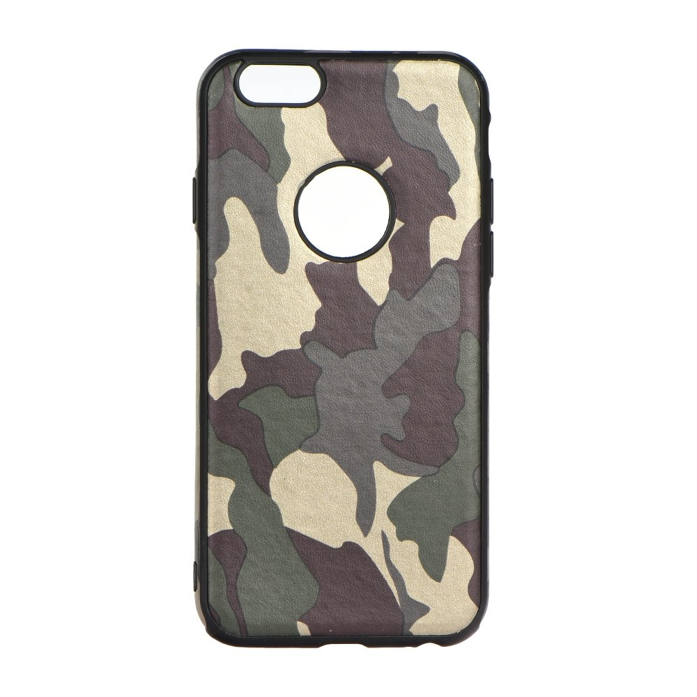 Pouzdro Forcell MORO Apple iPhone 6 / 6S zelené