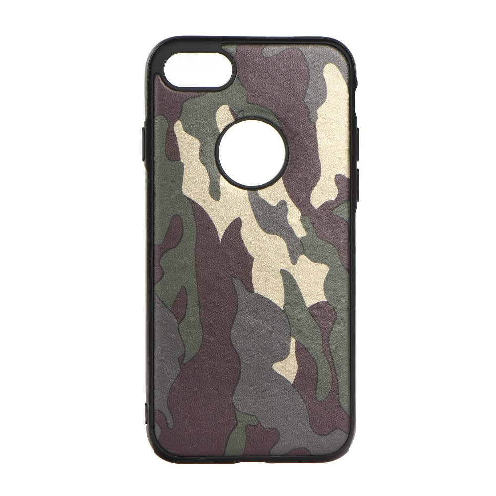 Pouzdro Forcell MORO Apple iPhone 7 / 7S / 8 zelené