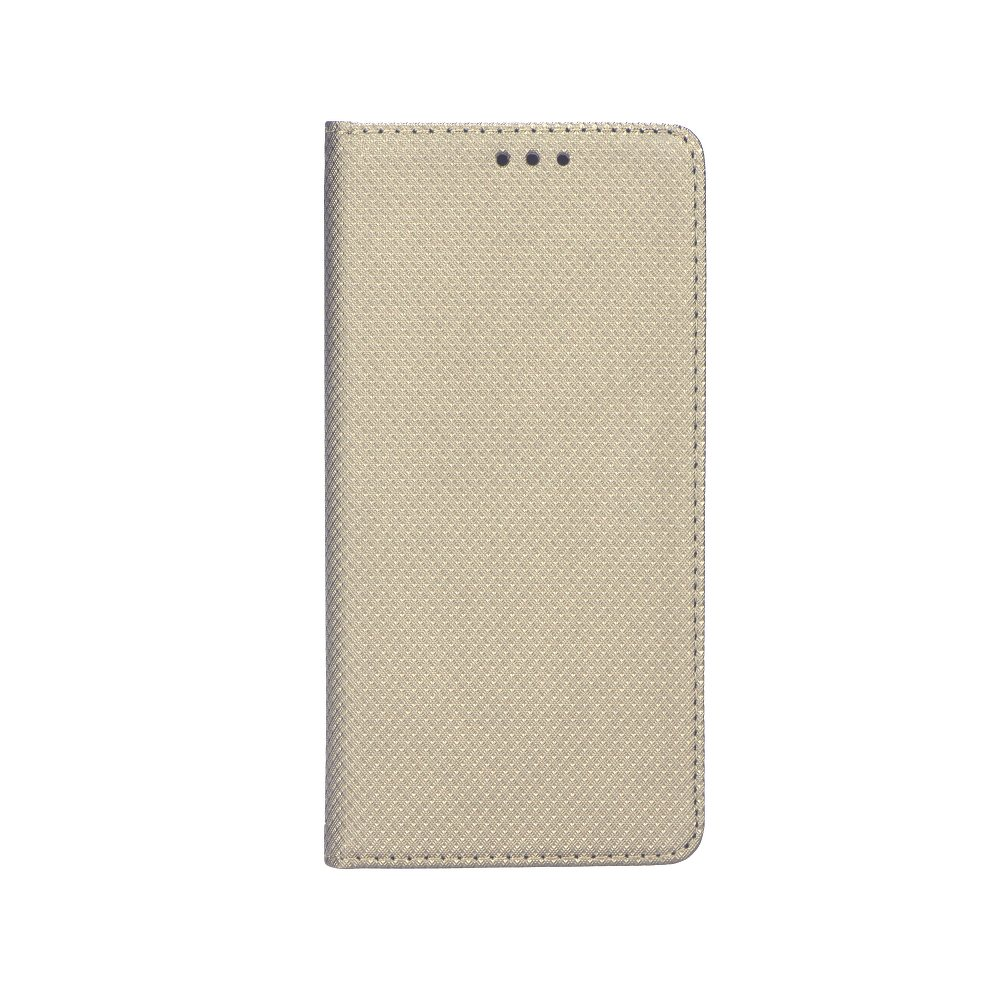 Pouzdro Smart Case Book Huawei Y5 2019 / Honor 8S zlaté