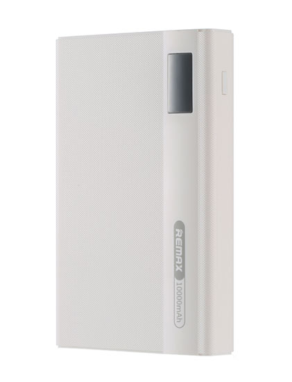 Power Bank REMAX Linon Pro Power RPP-53 10000 mAh bílá