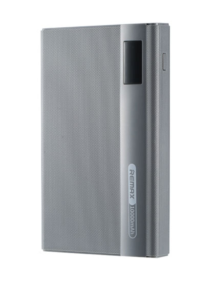Power Bank REMAX Linon Pro Power RPP-53 10000 mAh šedá