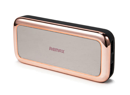 Power Bank REMAX Mirror RPP-36 10000 mAh růžová