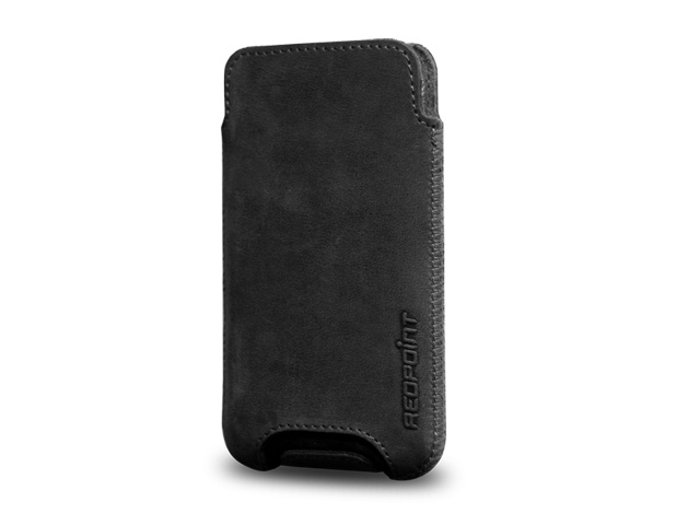 Pouzdro Genuine black (iPhone 5) GE-01(10)