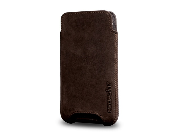 Pouzdro Genuine brown (iPhone 4) GE-02(04)