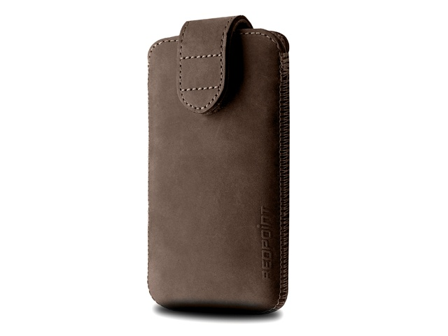 Pouzdro Posh brown (iPhone 4) PO-02(04)