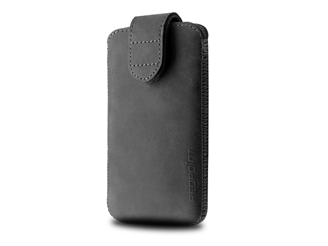 Pouzdro Posh black (iPhone 5) PO-01(10)