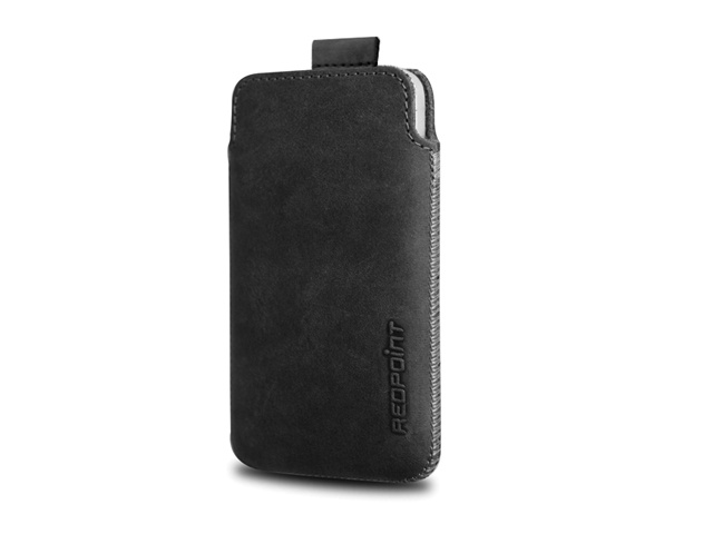 Pouzdro Premium black (iPhone 4) PM-01(04)