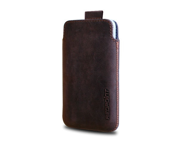 Pouzdro Premium brown (iPhone 4) PM-02(04)