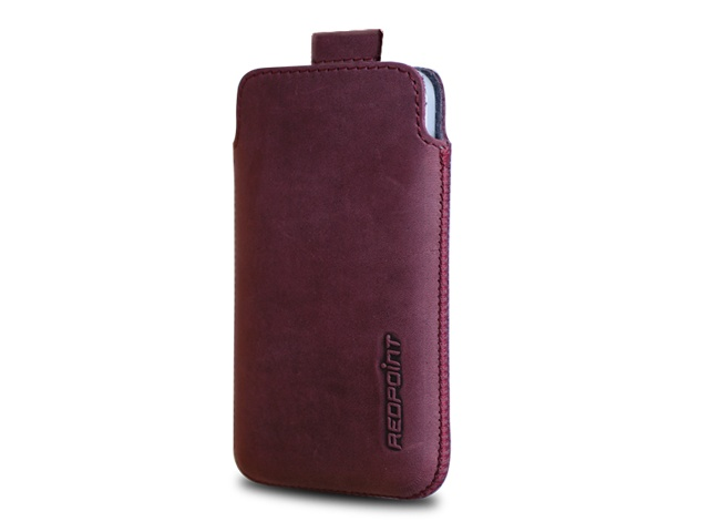 Pouzdro Premium purple (iPhone 4) PM-03(04)